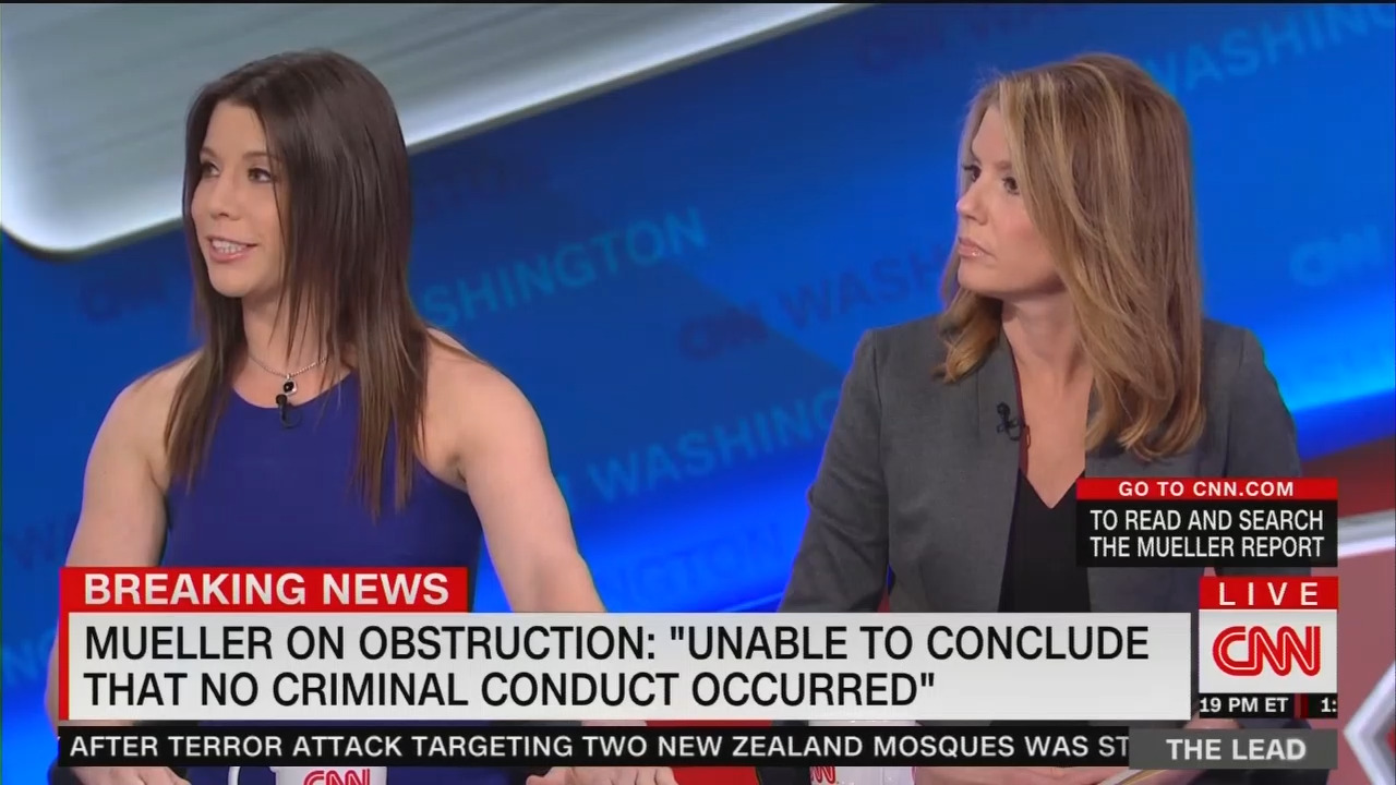 CNN's 'The Lead': Ham Owns the Libs, But Sanders Says Trump Should Be Arrested