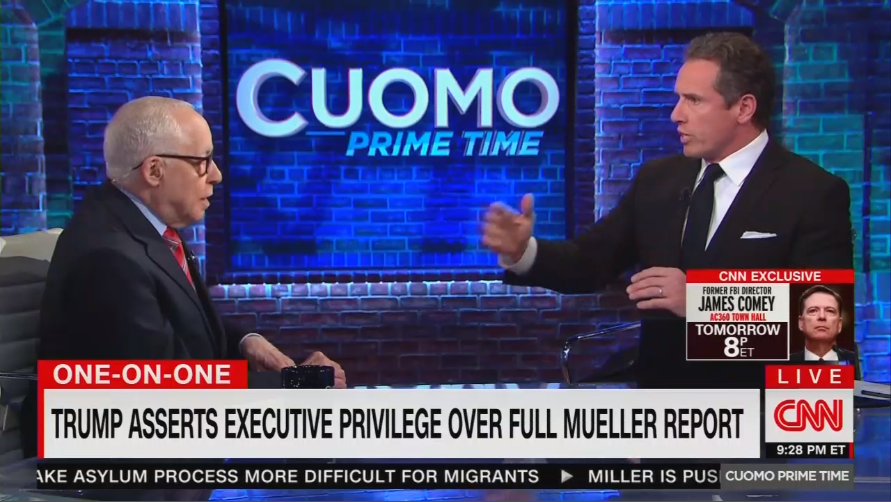 Back to School: Fmr. AG Mukasey Has to Spoon Feed the Law to Cuomo