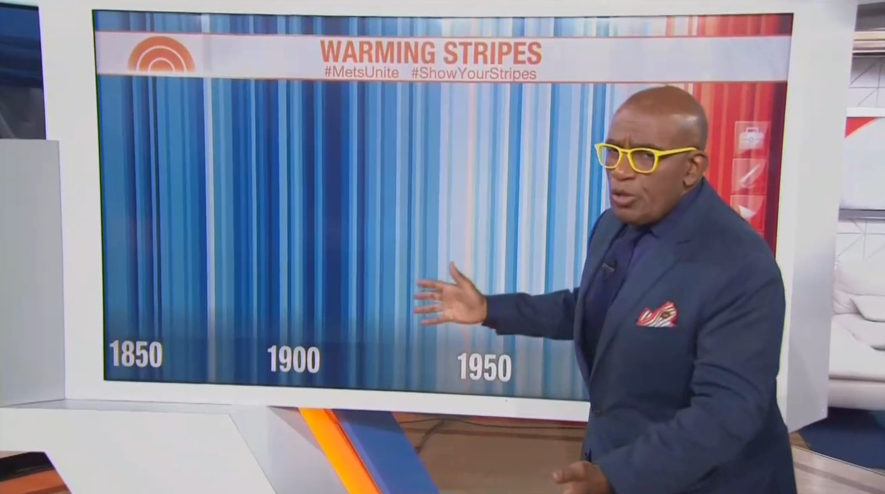 NBC's Roker Joins Campaign to Push Climate Change Agenda