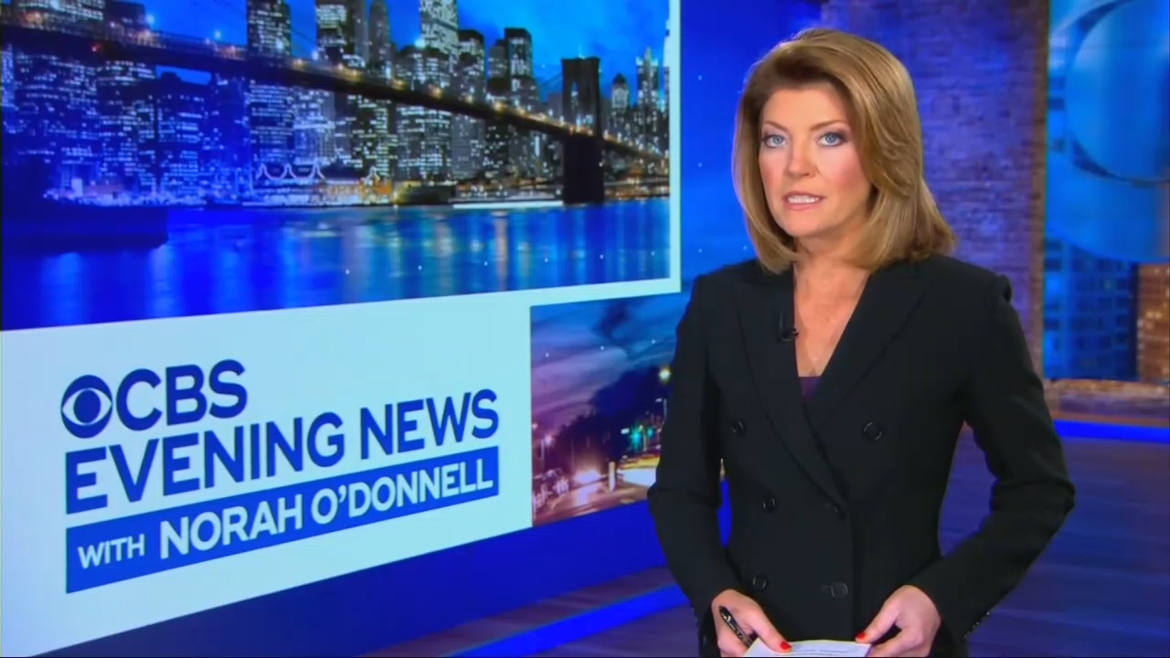 We TOLD You So: Norah O'Donnell's 'Evening News' Debut