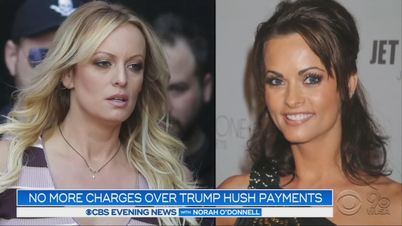 CBS EN Discovers Hush Money Probe's End, Upset No One Else Was Charged