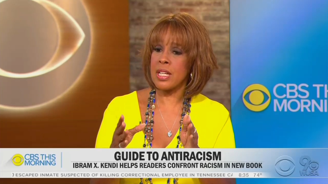 Gayle King: 'Most People Think Black People Can't Be Racist'