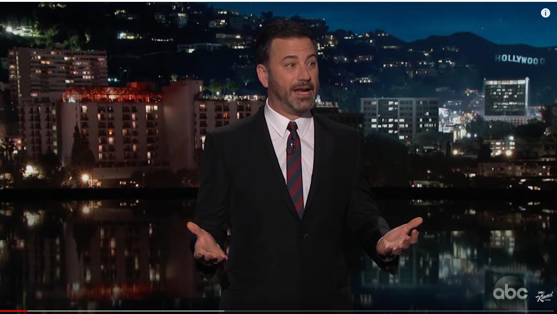 ABC Fined $395,000 for Jimmy Kimmel's 'Trump Presidential Alerts' Joke