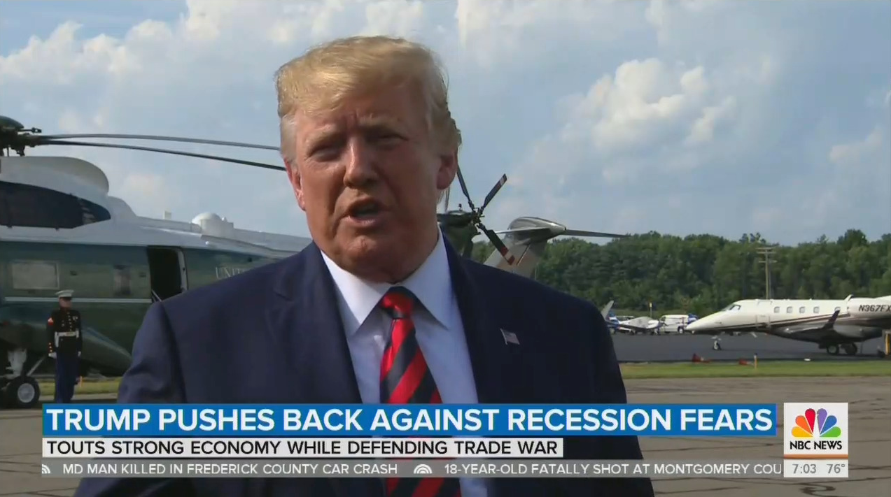 Nets Keep Rooting for Recession, Tout Dems 'Seizing the Moment'