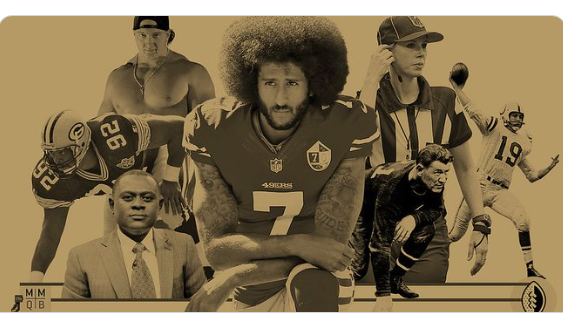 Kaepernick Symbolizes SI's PC List of NFL's Most Influential