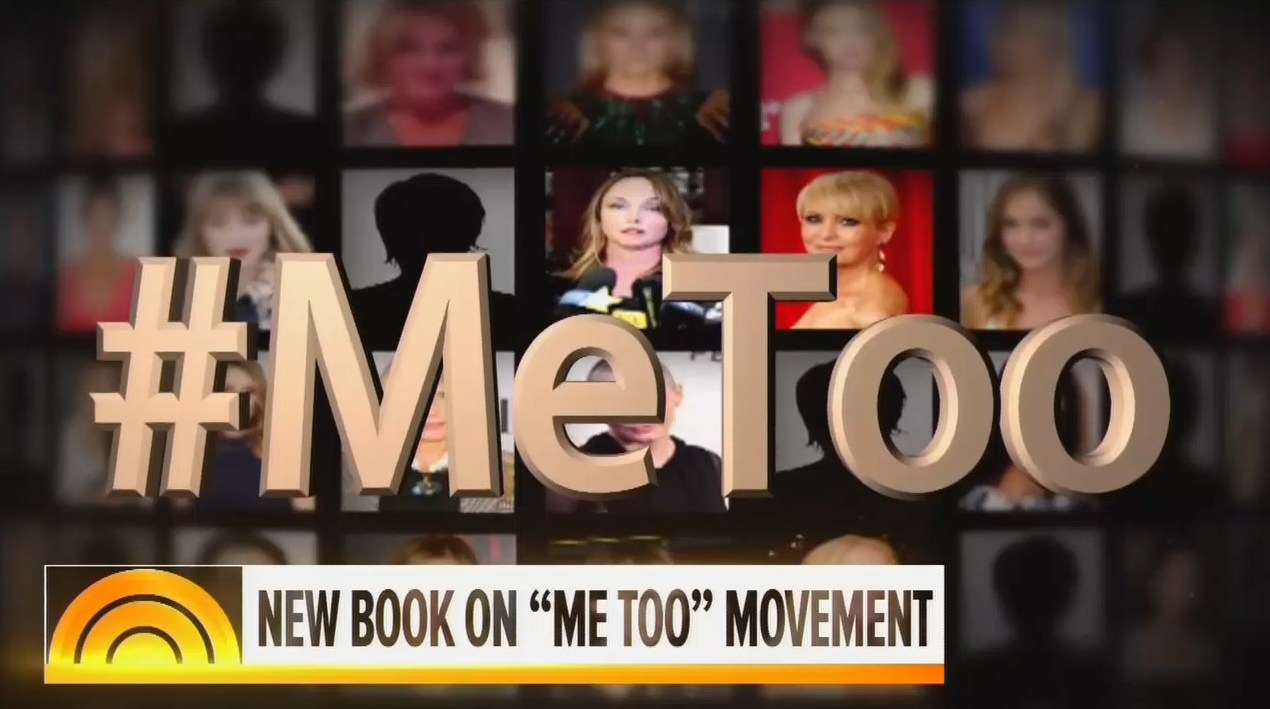 NBC & CBS Mark #MeToo Anniversary, Ignore Lauer and Rose