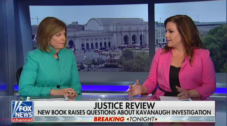 The Federalist's Hemingway Owns Susan Page on Kavanaugh Smear Campaign