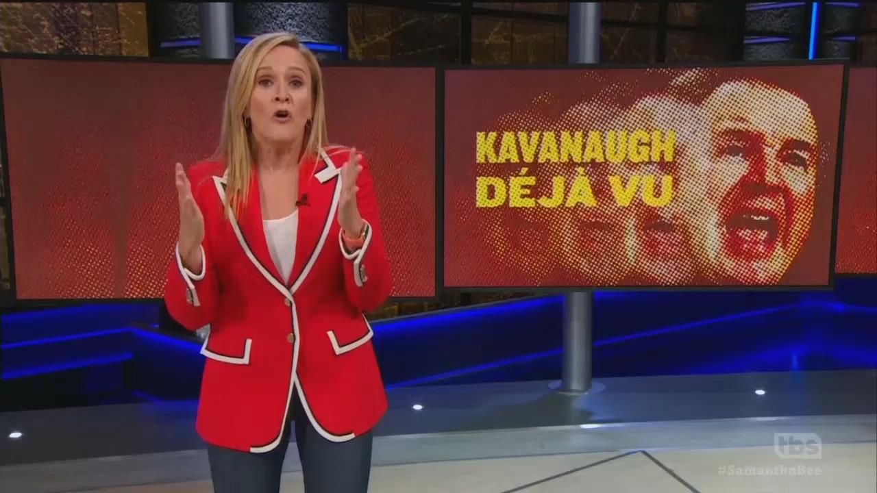 Bee Hails 'Highly Credible' Kavanaugh Accusers, Blasts 'B****' Cruz