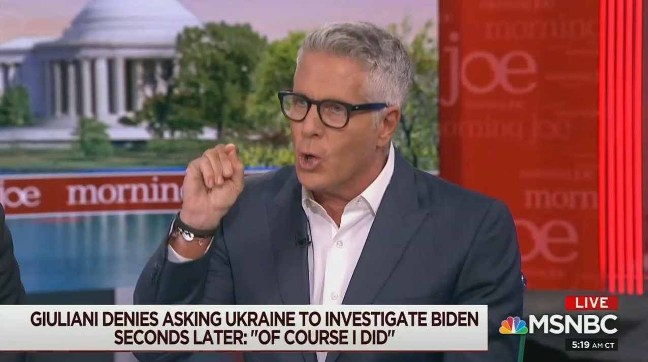 Donny Deutsch: 'This is the Big One,' Dems 'Need to Storm the Gate'