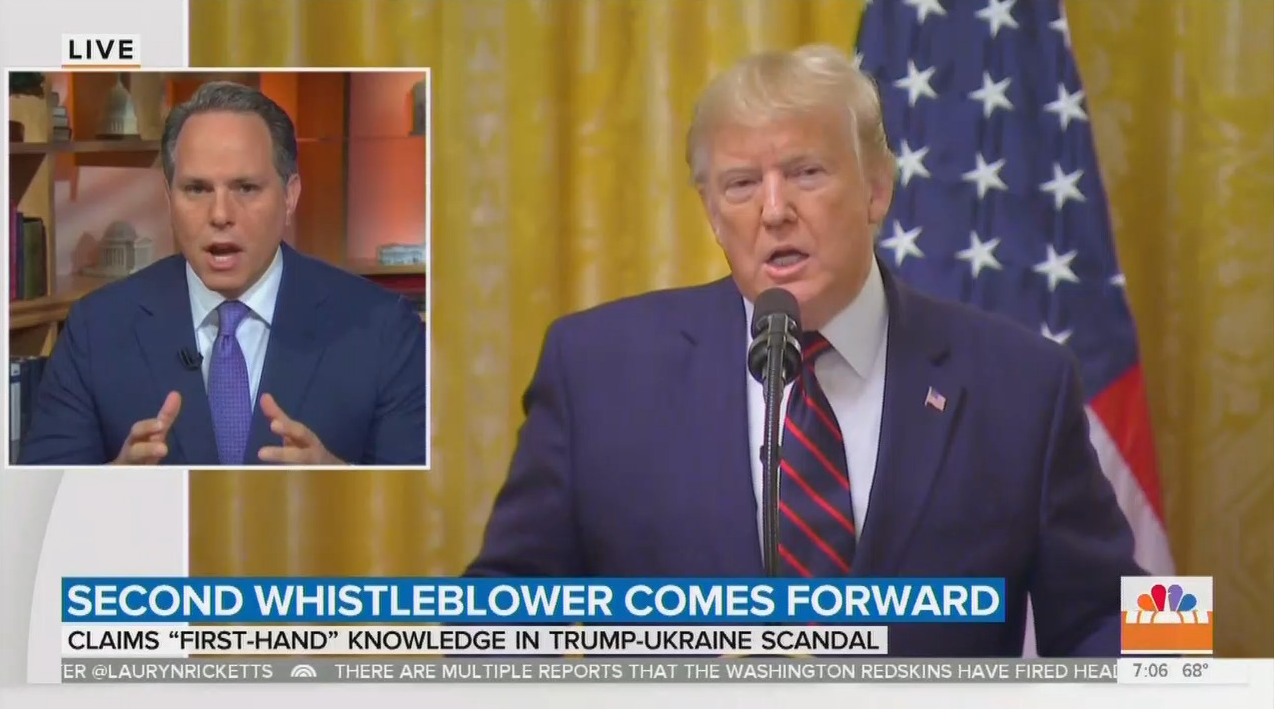 NBC Analyst Pulls a Schiff, Invents Fictional Trump Quotes