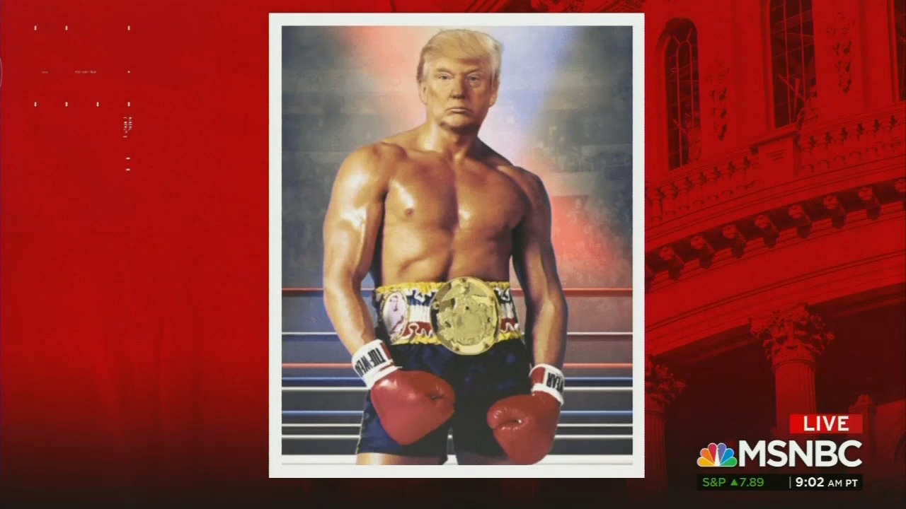 Liberals, Media Types Lose Their Marbles Over Trump�s �Rocky� Tweet; �Unclear Why� He Did It