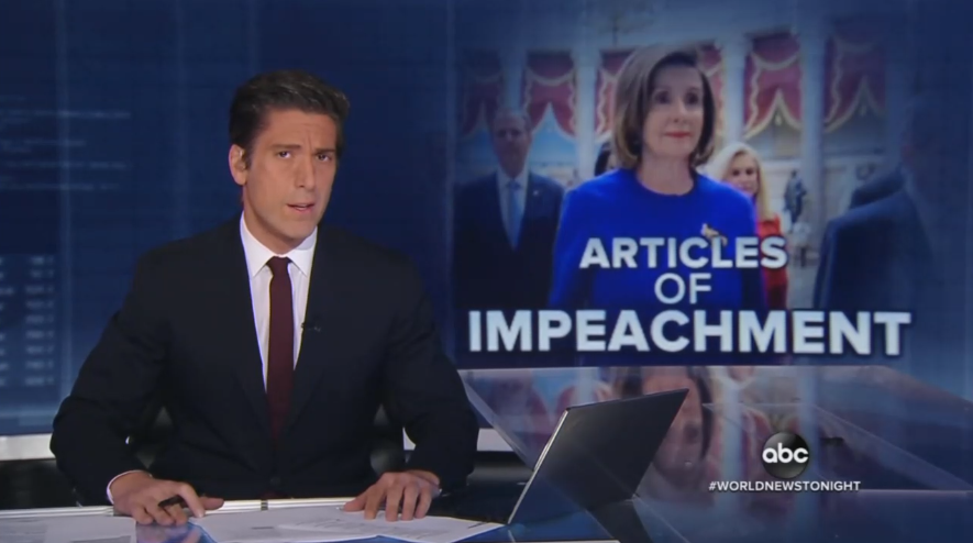 Nets Laud Articles of Impeachment as 'Milestone,' 'Nod to History'