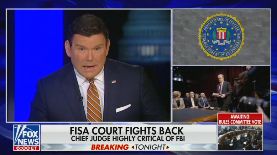 Network BLACKOUT: Top FISA Judge Accuses FBI Lawyer of Criminal Act