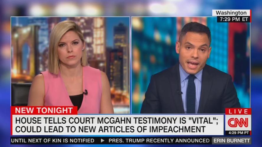 Redux: CNN Touts Possibility House Dems Could Impeach Trump AGAIN