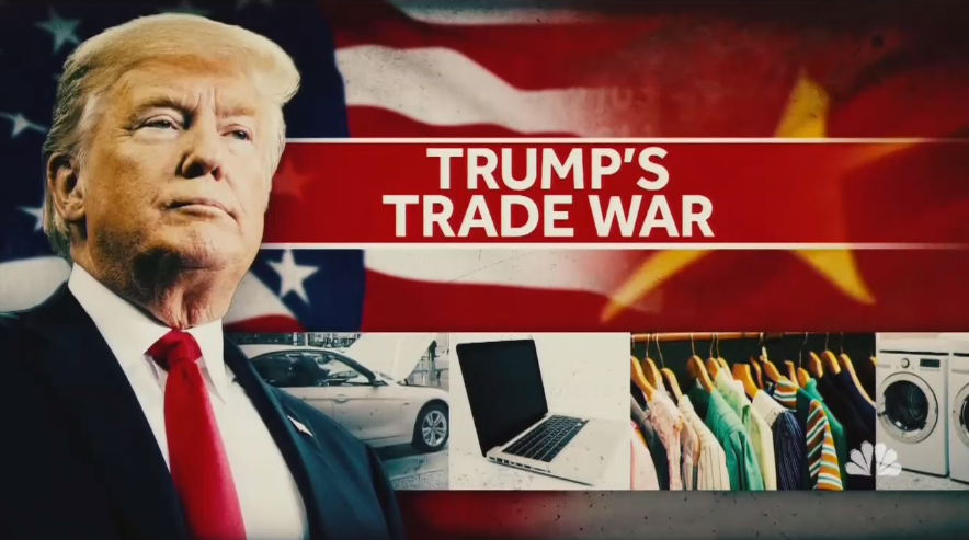 CBS, NBC Downplay Trump, China Signing Phase One Trade Deal