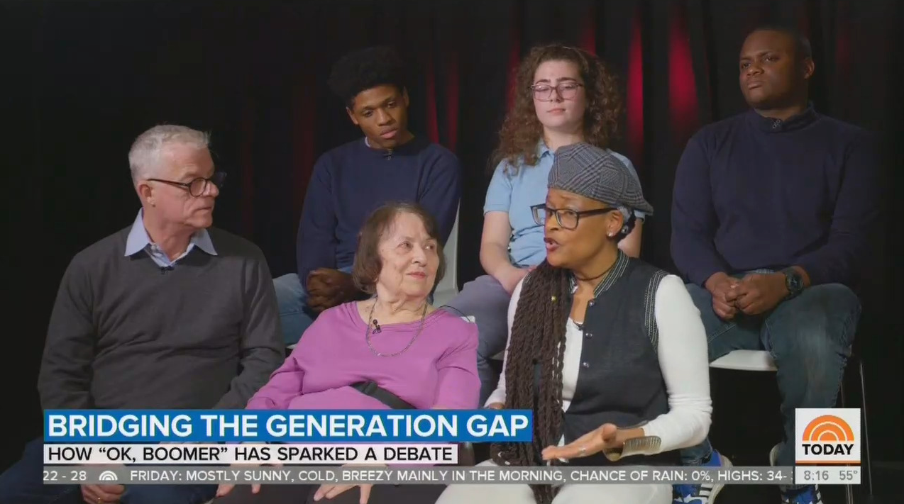 Ok, Boomer: NBC Blames Climate Change for Generational Divide