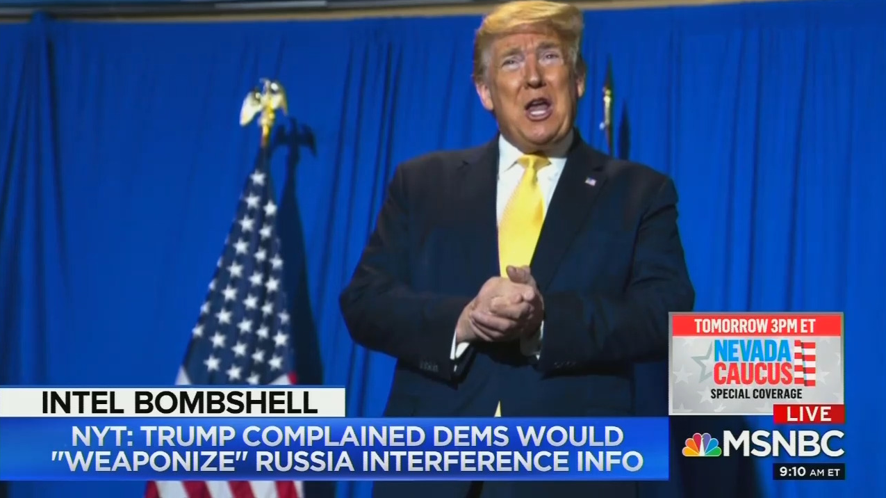 Stephanie Ruhle Asks: Doesn't Trump Want A 'Clean Win' This Time?