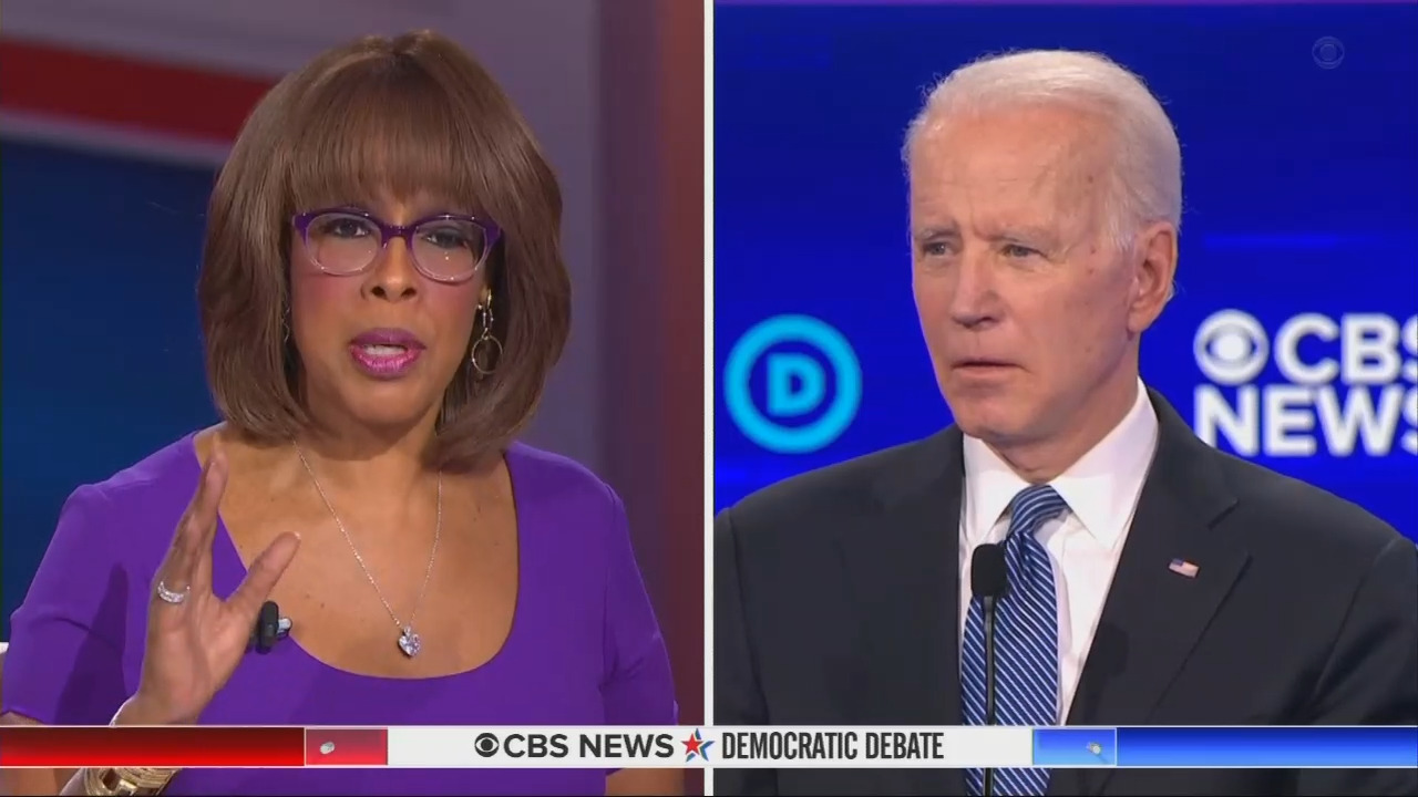 CBS Joins Dems at Debate with Far-Left Views on 'Gun Crisis,' Not Giving Makers 'A Pass'