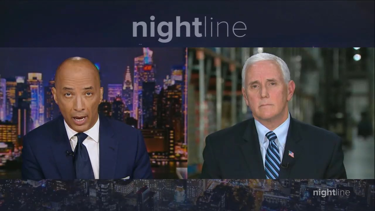 ABC's Pitts to Pence: Do You 'Talk to God' About Those Who Died Because You Acted Late?