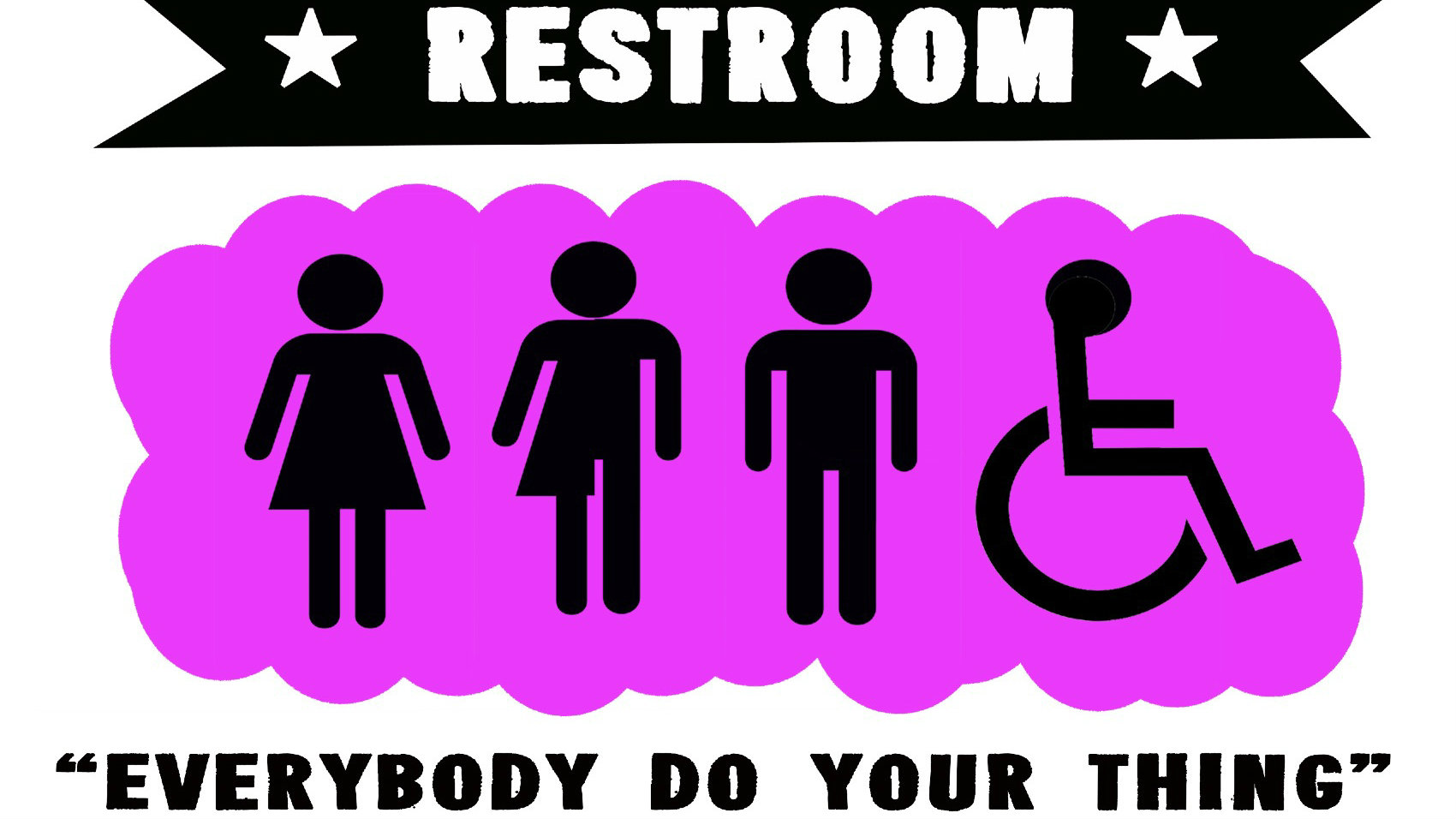News Outlets Support Gender Inclusive Bathrooms After