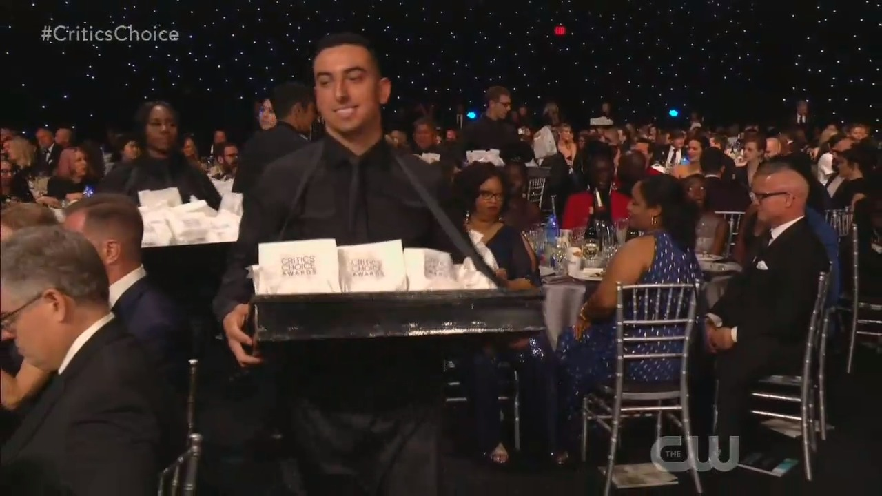 Critics' Choice Awards Goes Vegan for the Earth: 'Amazing Message'