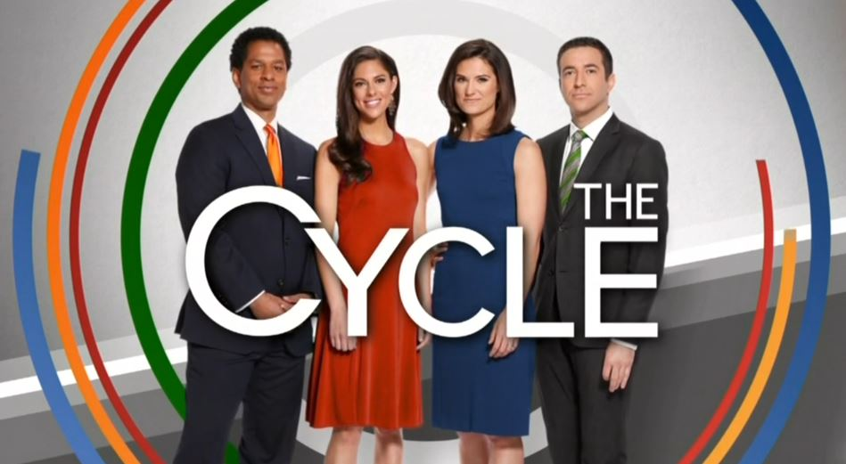 msnbc canceling the cycle  where will 9  11 truthers and