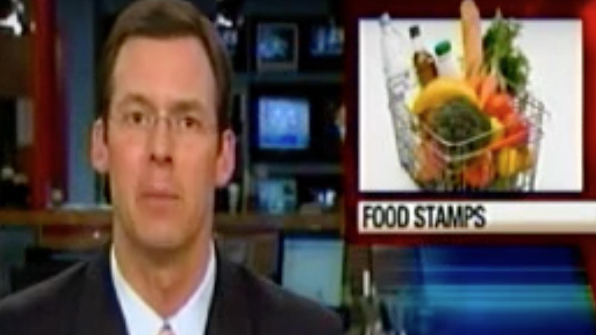 Associated Press Food Stamp Decline