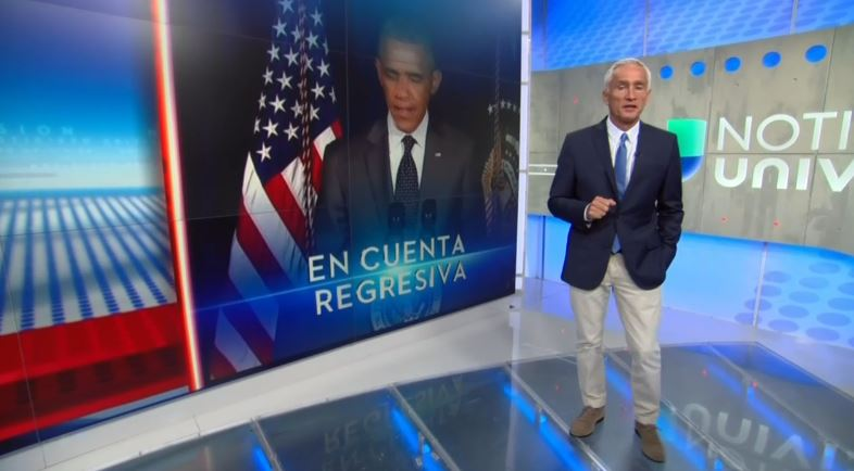 Univision Anchor S Electioneering Sparks Ramos Must Go Drive