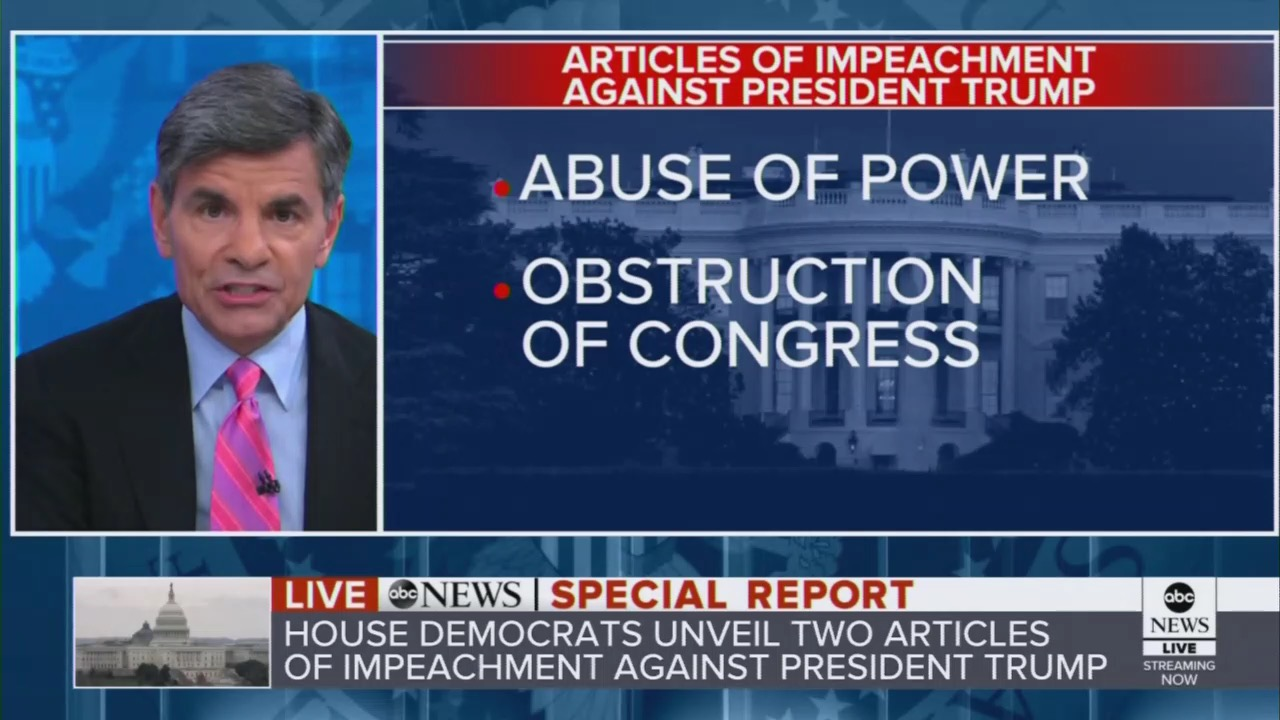 ABC Touts Dems Following 'Exactly' What Founders Wanted on Impeachment