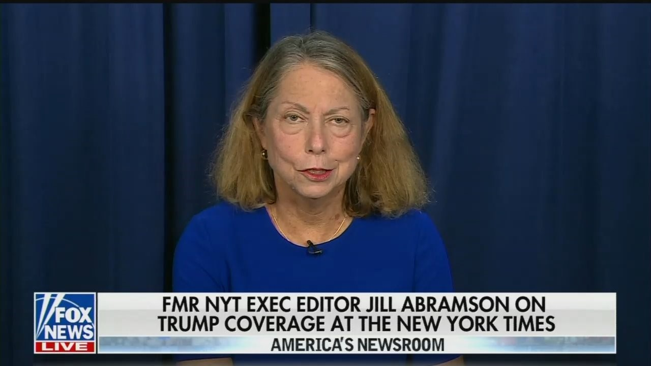 Former NY Times Top Editor Fights with Fox About Paper's Racism Hype