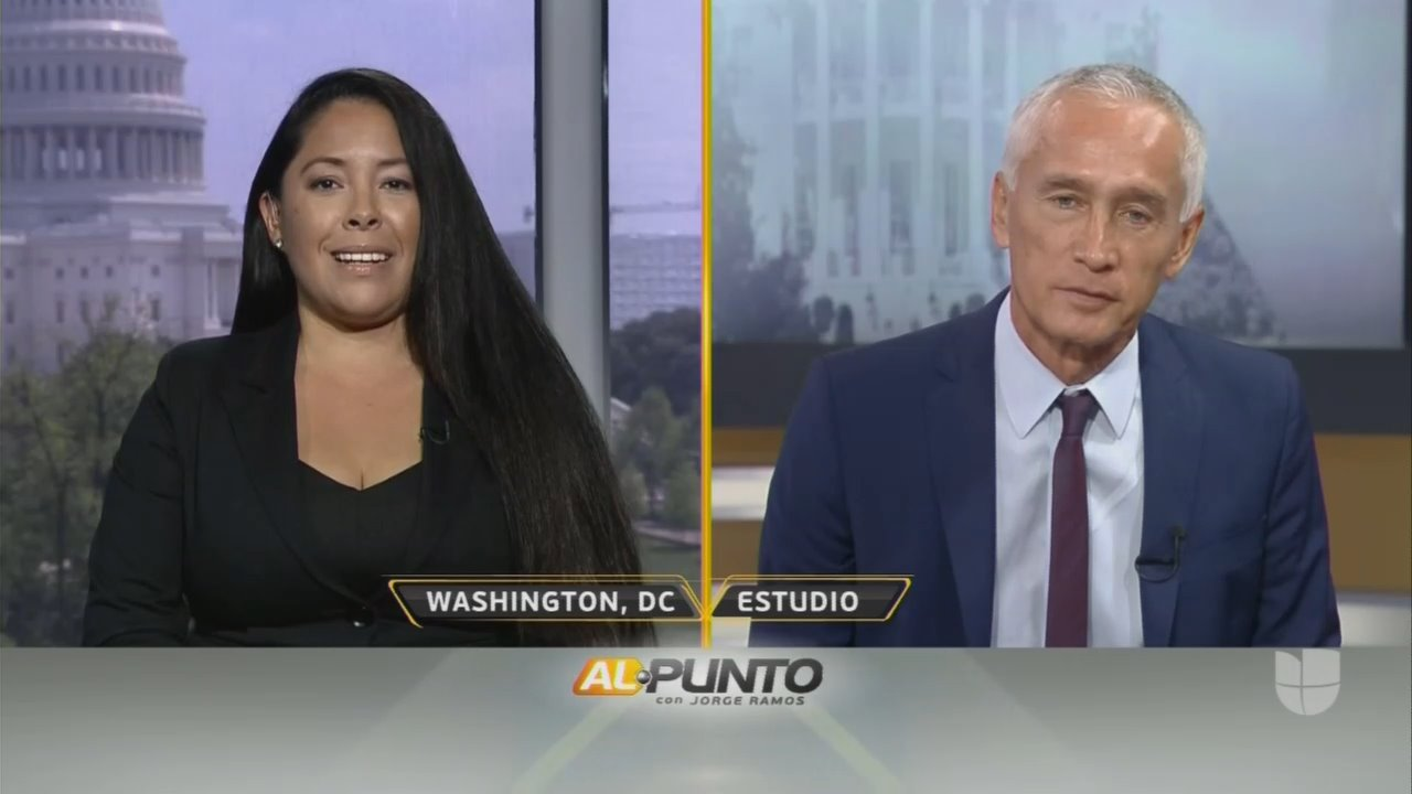 Surprise: Jorge Ramos Gives Rare Boost to Conservative Panelists