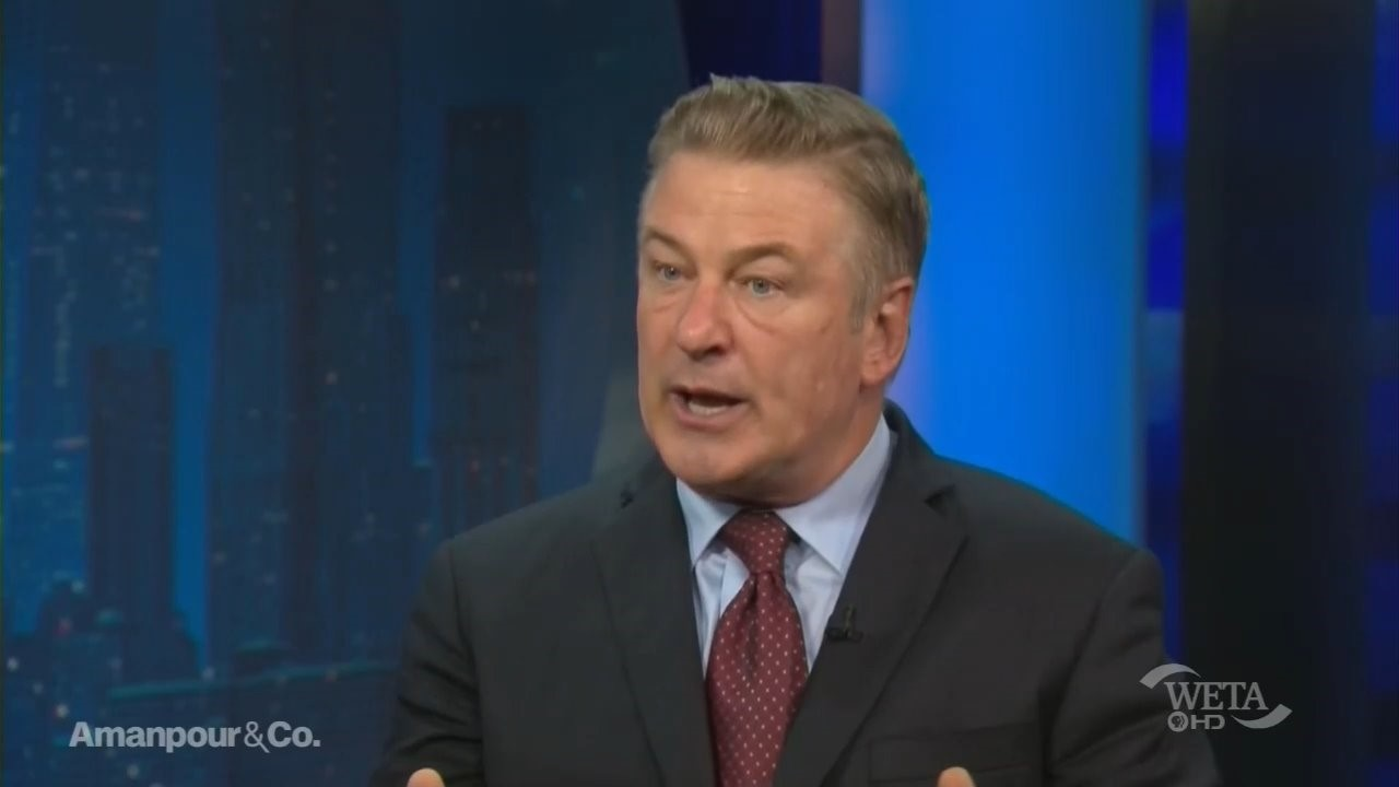 Alec Baldwin: Still Horrified Trump 'Fooled All These Flyover Americans' in 2016
