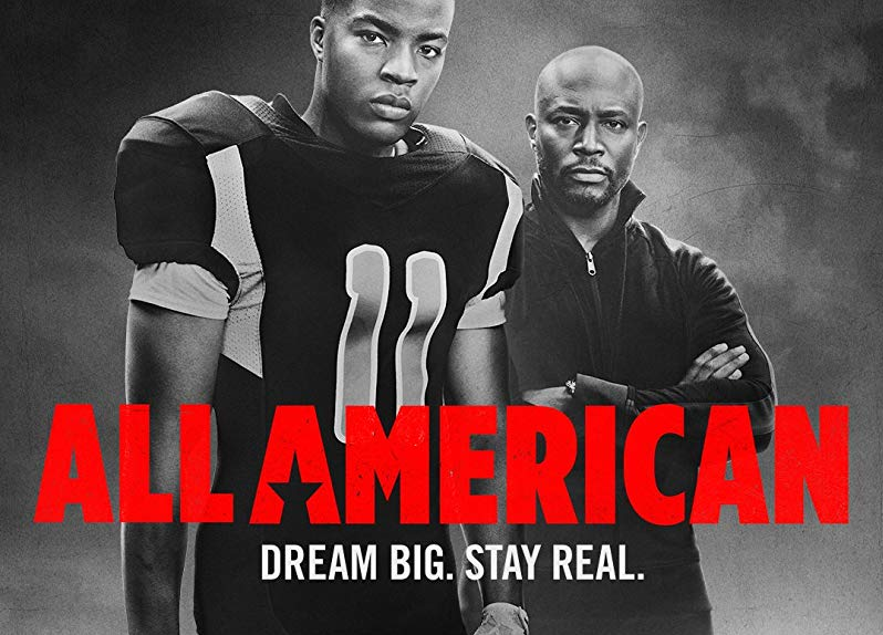 Football Star Claims Cops 'See My Blackness as a Weapon' on CW Drama