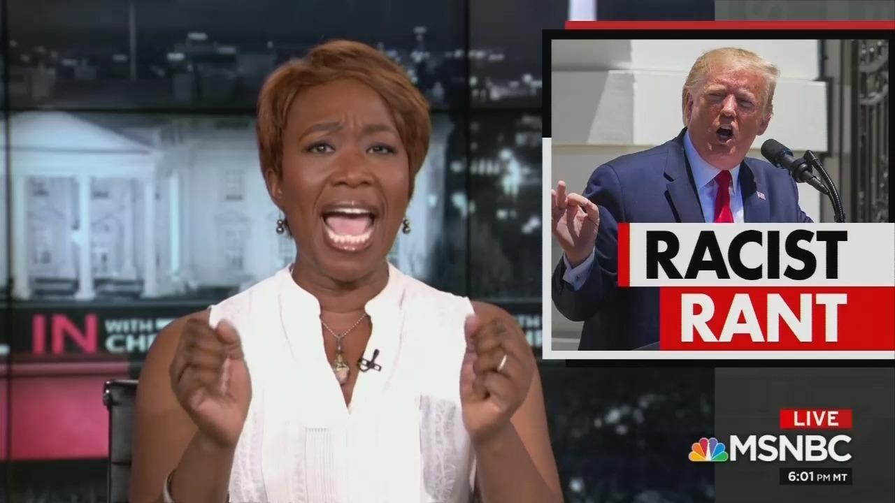 MSNBC: Trump's Immigration Policies Prove He's Racist