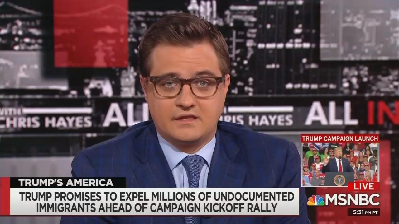 MSNBC Rushes to Defend Ocasio-Cortez's Concentration Camp Comparison