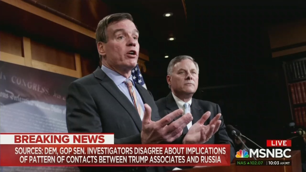 Networks: 2,202 Minutes on Russia Scandal, Zero for No Collusion Report