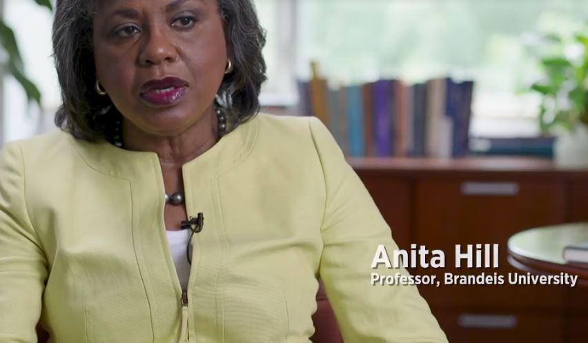 NY Times' (Again) Interviews Anita Hill on Kavanaugh, #MeToo: 'Tide Has Not Turned'