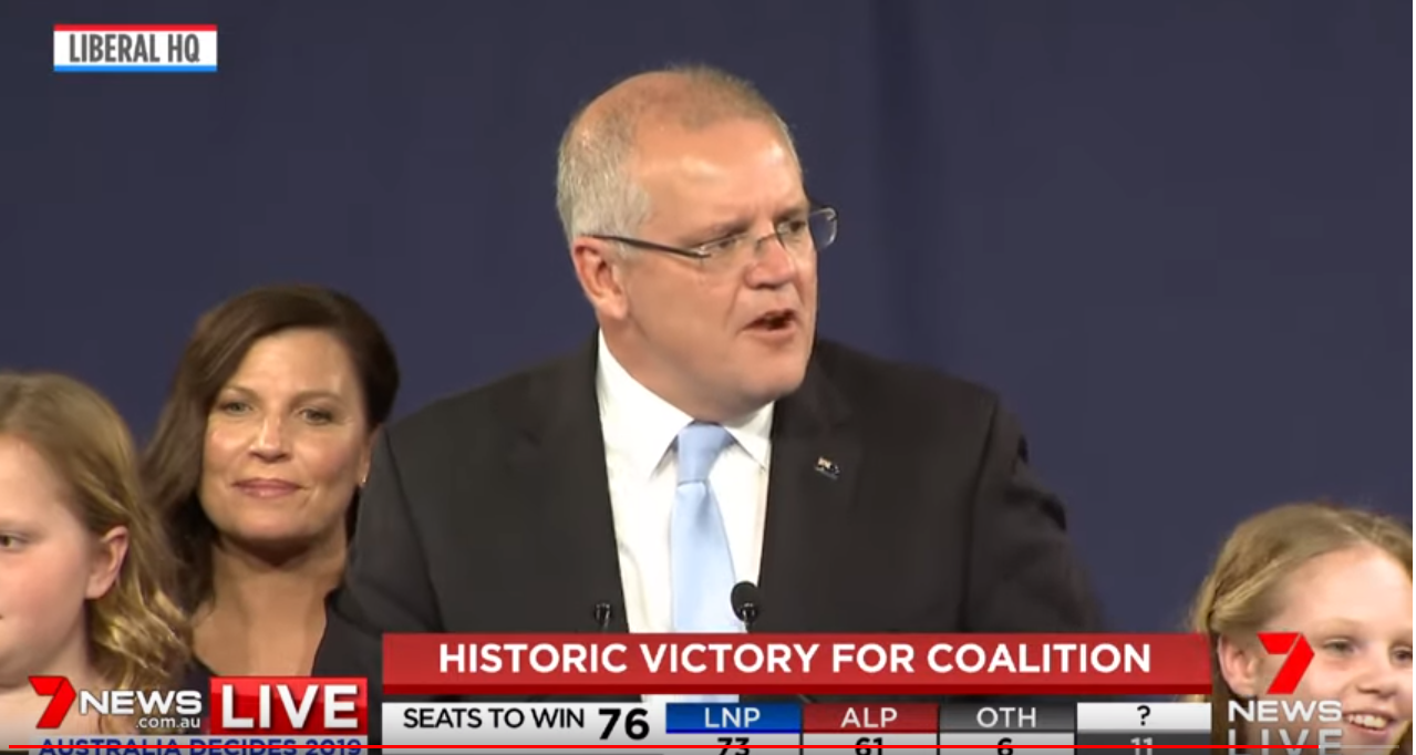 After 'Stunning' Conservative Win, NY Times Compares Australia to 'American South'
