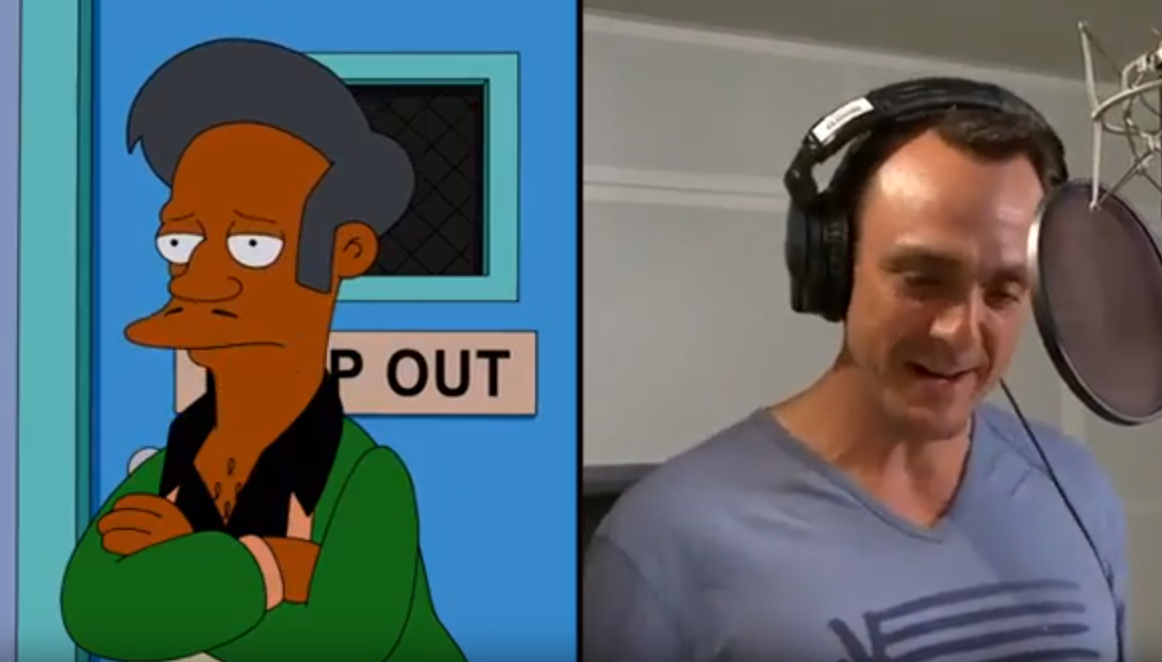 Hank Azaria Explains Why He Quit 'Brownface' Apu Role, 'Didn't Feel Right'
