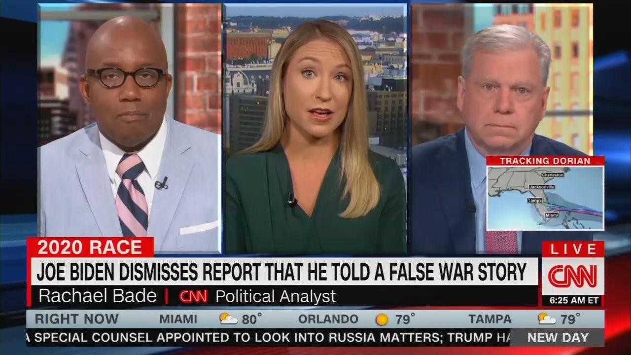 CNN on Biden Gaffes—Democrats Hold Themselves to Higher Truth Standard