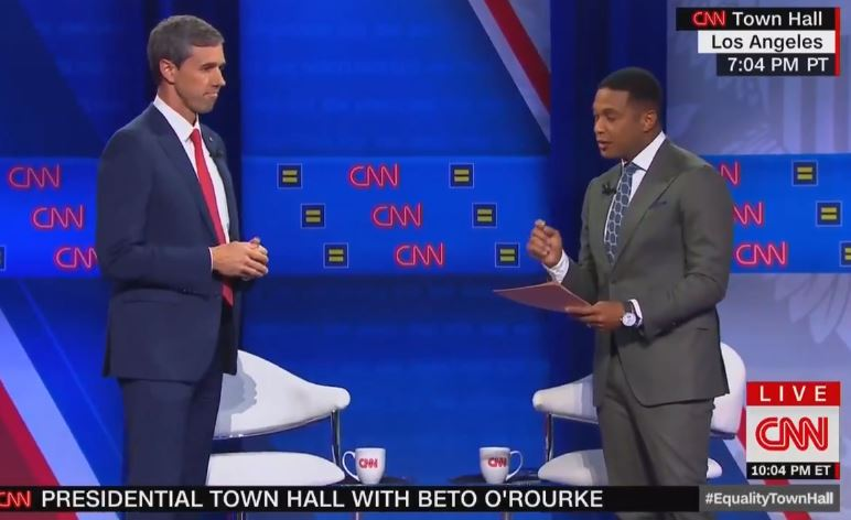 Beto: Take Tax-Exempt Status from Churches That Oppose Gay Marriage