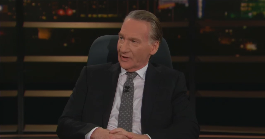 Maher on Trump: 'I Don't Need the Mueller Report to Know He's a Traitor, I Have a TV'