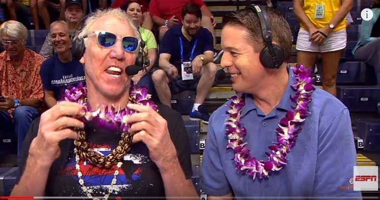 Bill Walton Glorifies Pot Use During ESPN College Basketball Broadcasts