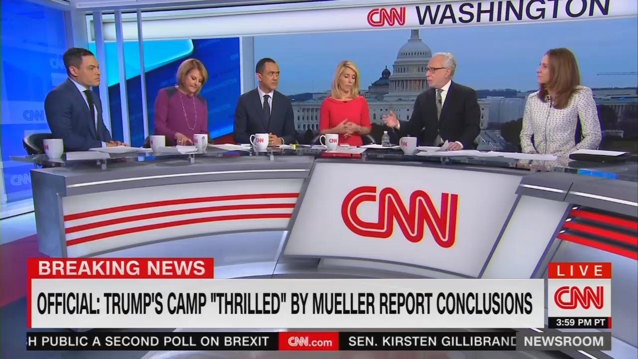 Clueless CNN: Impeachment Still a Possibility for Trump?