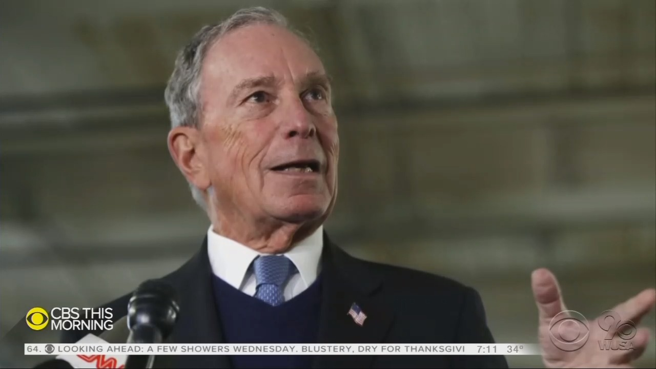 Networks Will Moderate Bloomberg Harm Moderates Biden