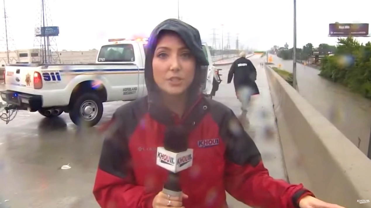 three reporters who rescued texans from hurricane harvey