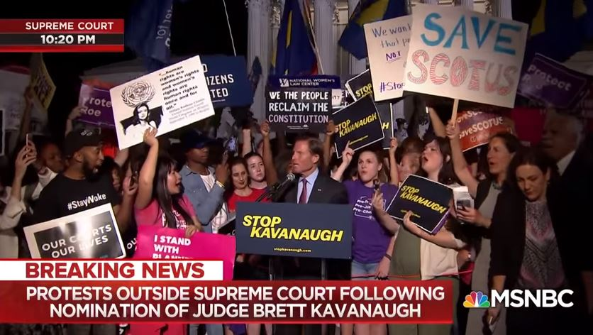 NY Times Cuts Up SCOTUS Pick Kavanaugh: 'Son of Privilege' Father a Swamp Creature