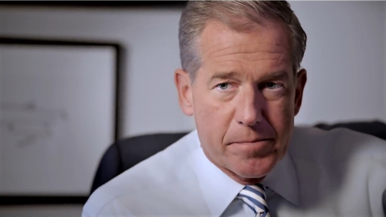 'All Is Forgiven': NBC Touts Lyin' Brian Williams in Front of Advertisers