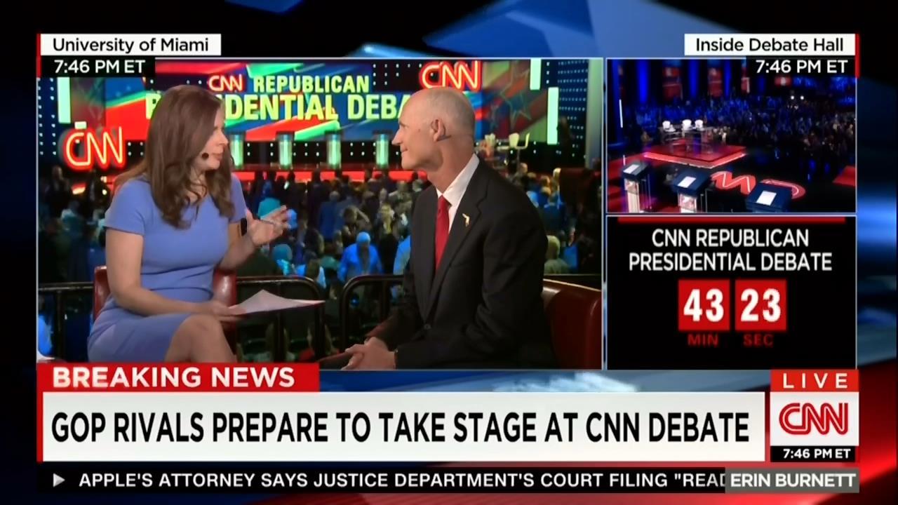 CNN's Burnett: Do Those Comparing Trump to Hitler 'Have a ...