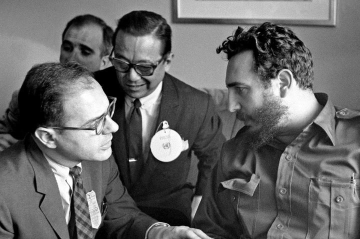 Gross: NY Times on 'Fashionista' Castro: Was Like 'Sinatra,' 'James Dean'